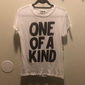 CHRLDR NWT graphic t-shirt
